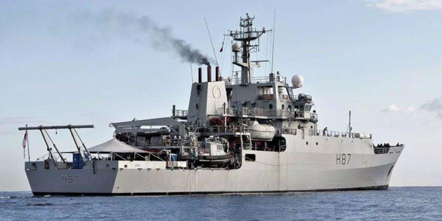 Savaş çıkaracak hamle! Rus gemisine resmen el koydular
