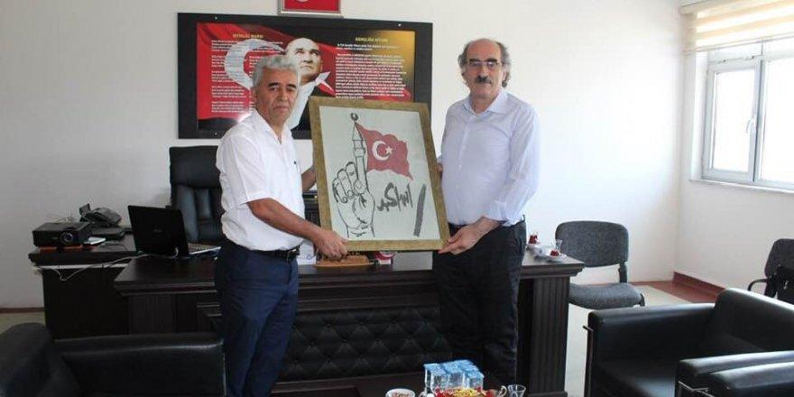 Hayat Boyu Öğrenme Genel Müdürü Gül'den Simav ziyareti