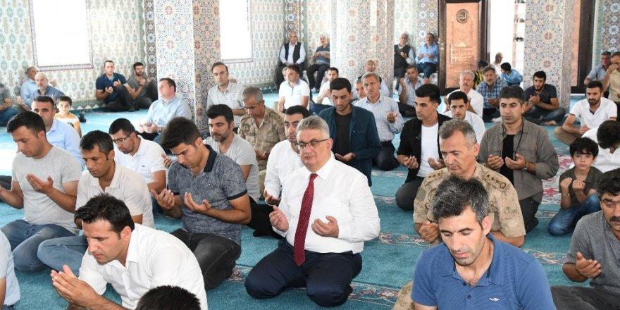 Şehit Polis Taha Uluçay için mevlit okutuldu