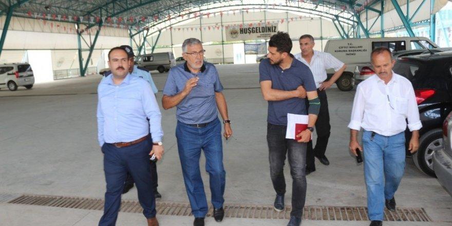 İnönü'de Kurban Bayramı hazırlıkları devam ediyor