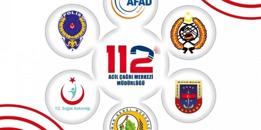112'ye asılsız ihbarda bulunanlara para ve hapis cezası