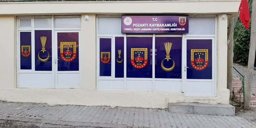 Pozantı'da Geçici Jandarma Asayiş Karakolu açıldı