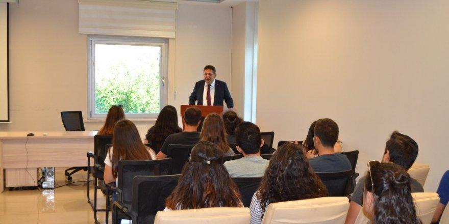 Aydın'da 294 öğrenci sosyal çalışma programından faydalanıyor