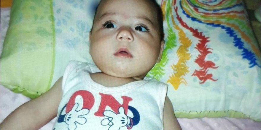 Nefes borusuna mama kaçan bebek hayatını kaybetti