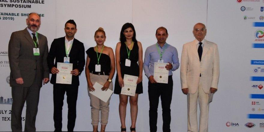 Uçhisar Belediyesi en iyi sürdürülebilir uygulama yarışmasında ödül aldı