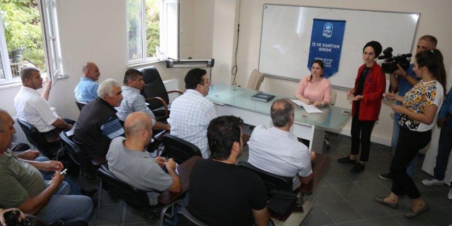 Eyüpsultan Belediyesi Temmuz'da 107 kişiye istihdam sağladı