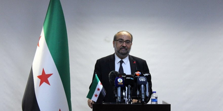 """Askeri Muhalefeti Temsil Ahmet Tuma: """"Astana görüşmeleri Suriye'nin geleceğini ele alan tek süreçtir. Direniş sürecimizi sürdürmek için orada olacağız"""""""