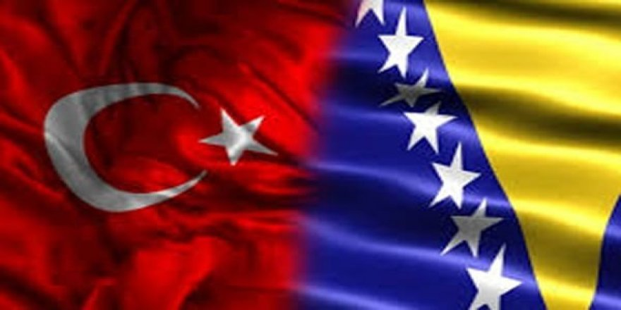 Bosna Hersek Devlet Başkanından Başkan Özcan'a özel davet