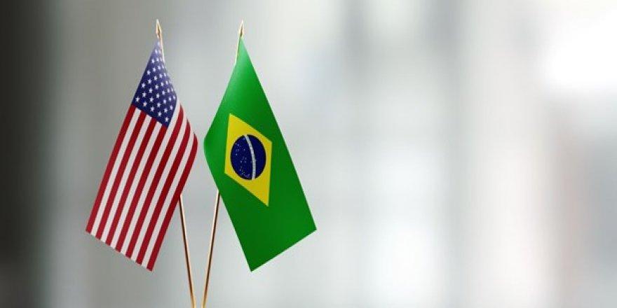 """ABD, Brezilya'yı resmen """"NATO üyesi olmayan ana müttefik"""" olarak tanıdı"""