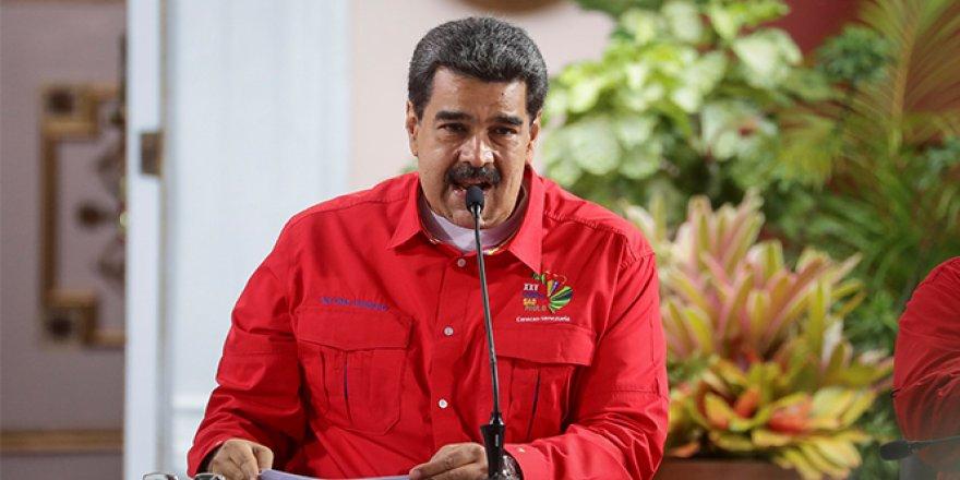 ABD Maduro'nun bakanını uyuşturucu kaçakçıları listesine ekledi
