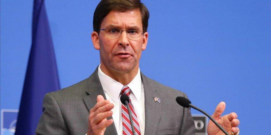 US defense chief hopeful for Syria accord with Turkey