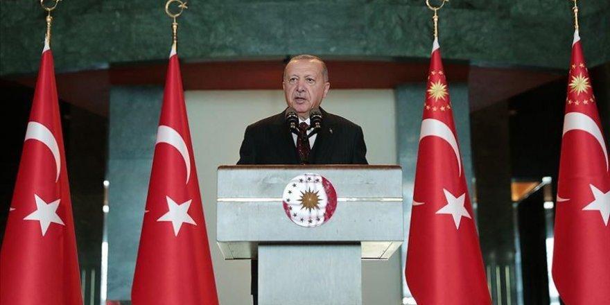 Erdogan: Nous attendons des Etats-Unis d'entreprendre des démarches dignes d'un allié