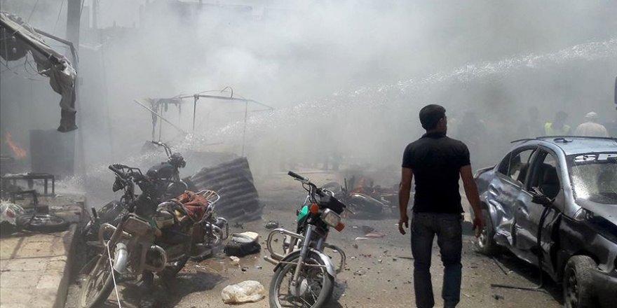 Syrie: 2 morts et un blessé dans une double explosion à Jarablus