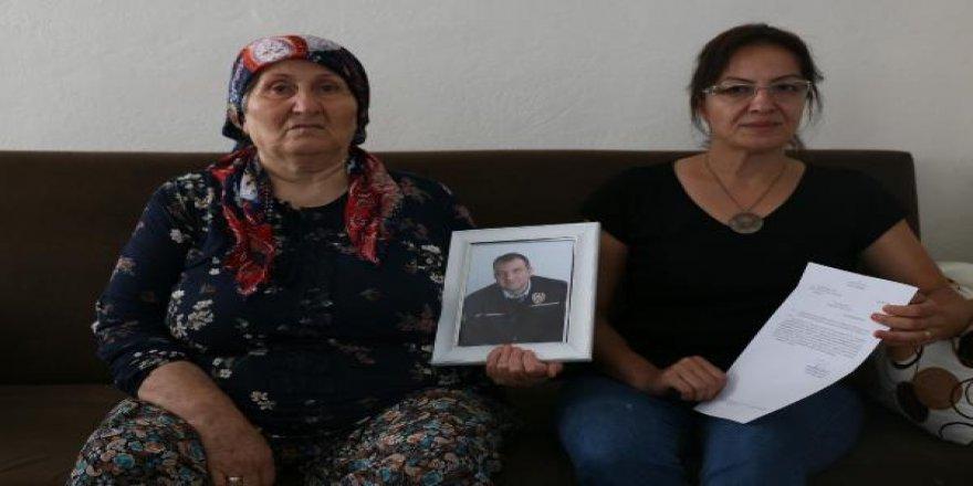 Polis memuru, 1 yıl sonra şehit sayıldı