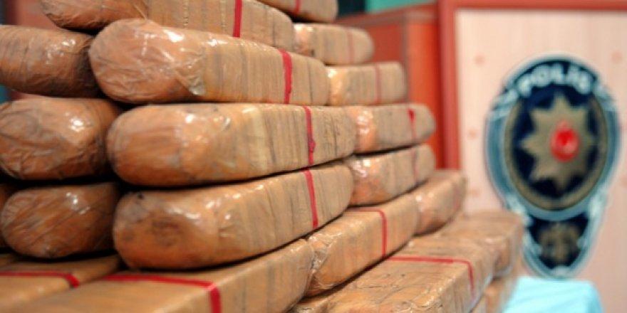 'Şekerci abi'ye uyuşturucu baskını! Tam 72 bin…