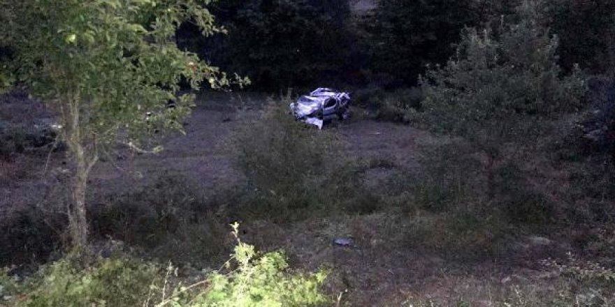 Düğün dönüşü kazada iki genç kız yaşamını yitirdi