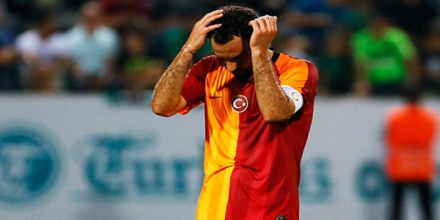 Son şampiyon Galatasaray Denizli'de yıkıldı!