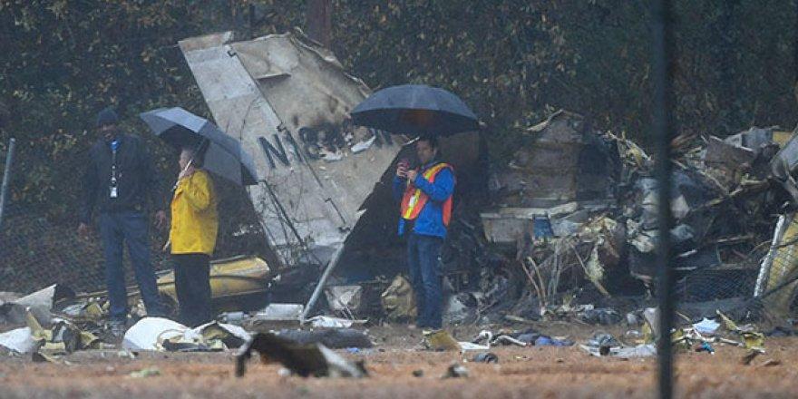 ABD'de uçak düştü: FOX muhabiri öldü