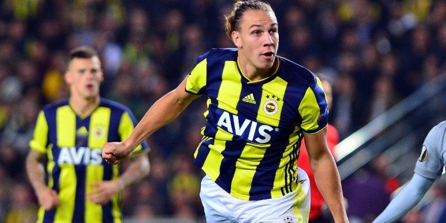 Michael Frey, Fenerbahçe'ye geri döndü