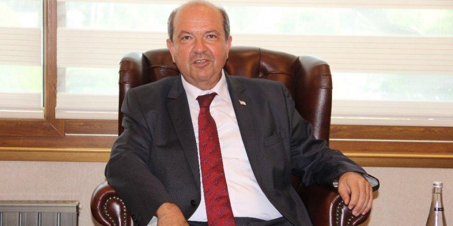KKTC Başbakanı Tatar'dan Rahşan Ecevit için başsağlığı mesajı