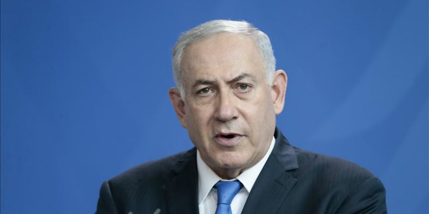 Netanyahu hints at Israel's role in attacks in Iraq