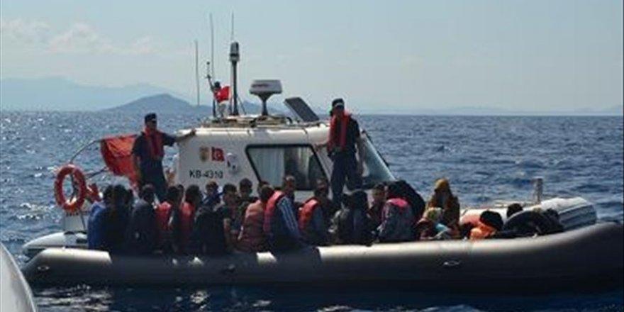 Turquie: 80 migrants irréguliers interceptés à Izmir (ouest)