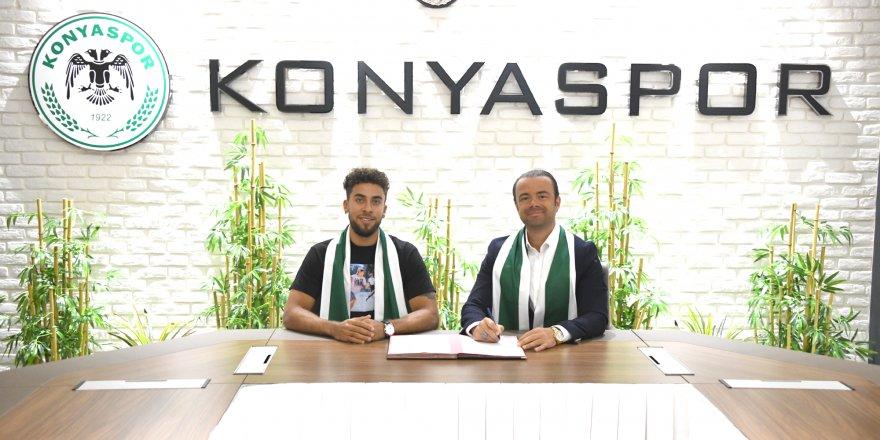 Mitchell Douglas Wilbekin Konyaspor'da