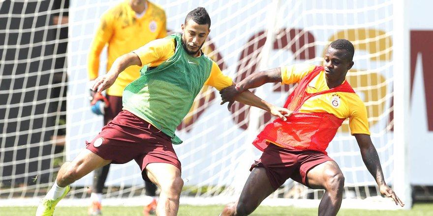 Galatasaray, Konyaspor'a hazırlanıyor