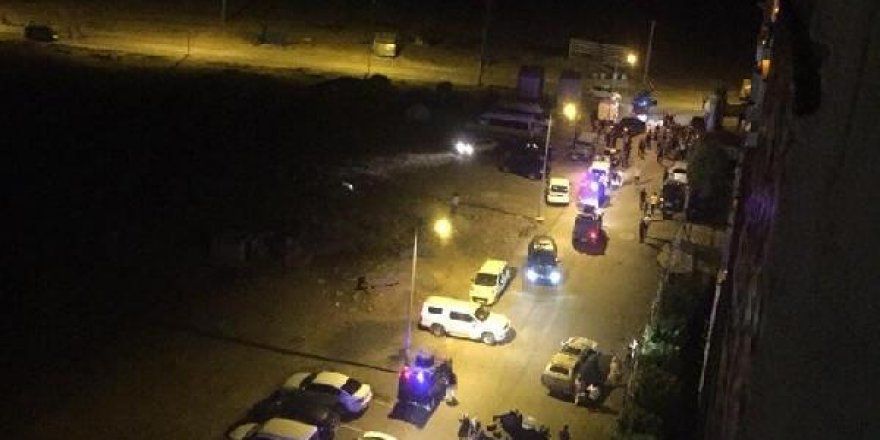 Siirt'te bıçaklı kavga: 4 yaralı