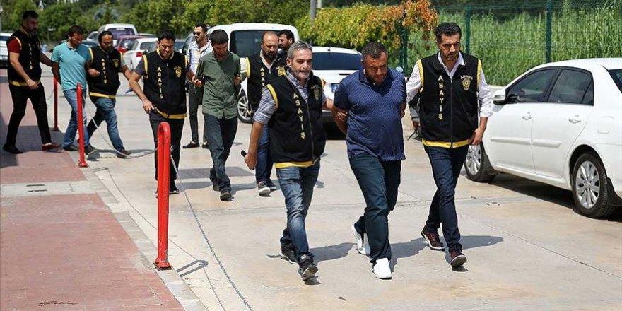 4 milyon 795 bin avroluk hırsızlıkla ilgili iki zanlı daha tutuklandı