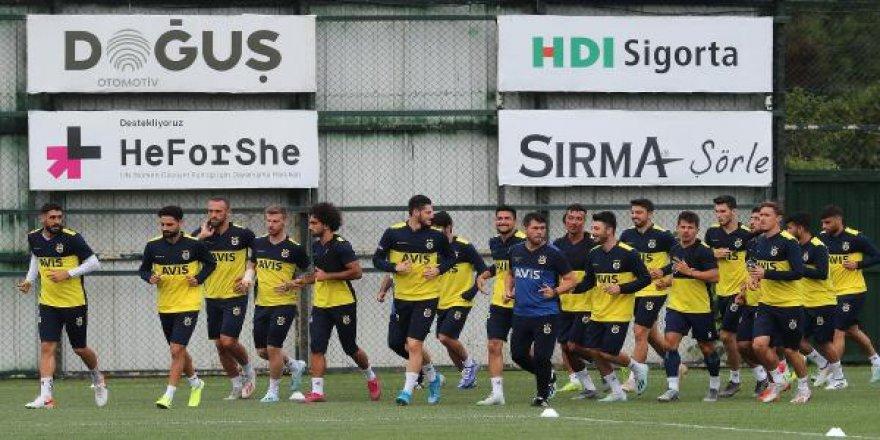 Fenerbahçe'de Başakşehir maçı hazırlıkları devam etti