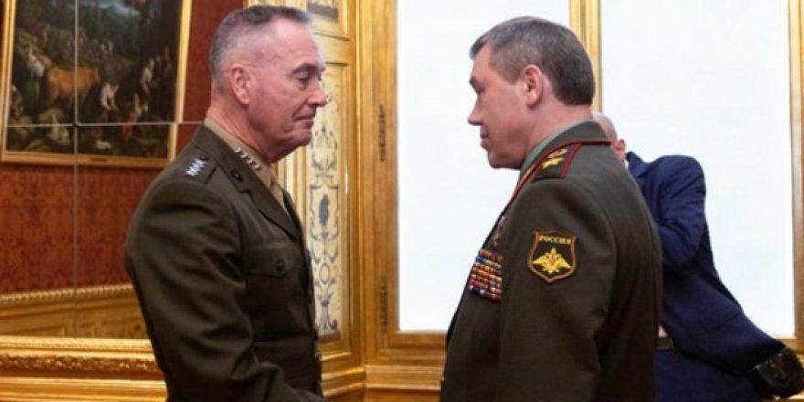 Rusya ve ABD'den 'gizli' görüşme!