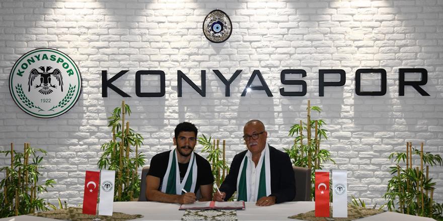 Genç Basketbolcu Emre Özkan Konyaspor'da