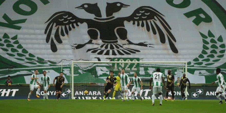 Konyaspor'dan Galatasaray'a 3 yıldızlı misilleme!