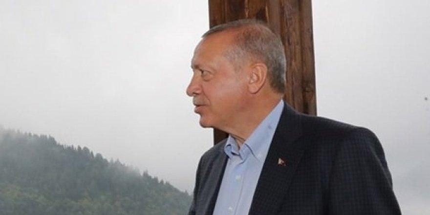 Başkan Erdoğan'dan 'Malazgirt' mesajı
