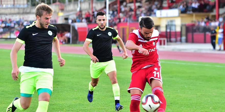 1922 Konyaspor, Uşakspor'la yenişemedi
