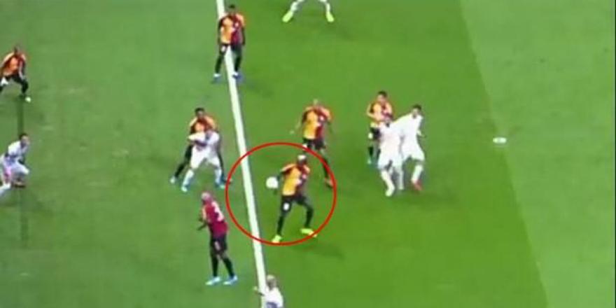 Mete Kalkavan Konyaspor'un penaltısını vermedi!