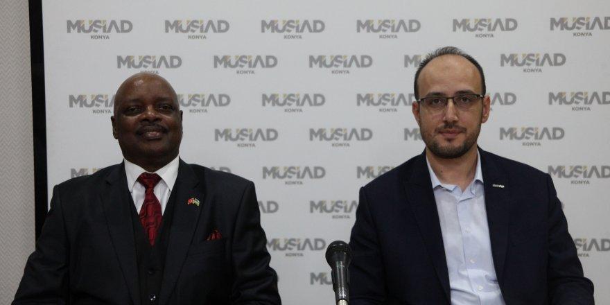 """Nkurunziza;  """"Ruanda, Afrika'ya açılan önemli bir kapıdır"""""""