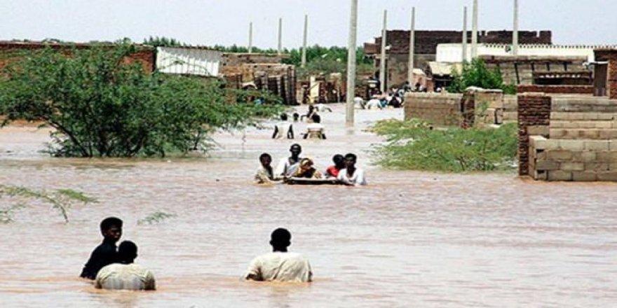 Sudan'da sel felaketi! 62 kişi öldü