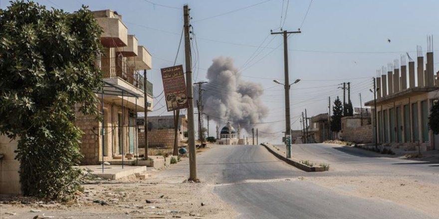Esed rejimi ve Rusya'nın saldırılarında 7 sivil öldü