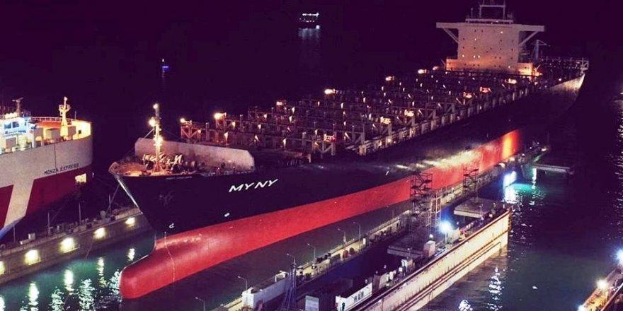 TERSAN tersanesinde 500. gemi onarıldı
