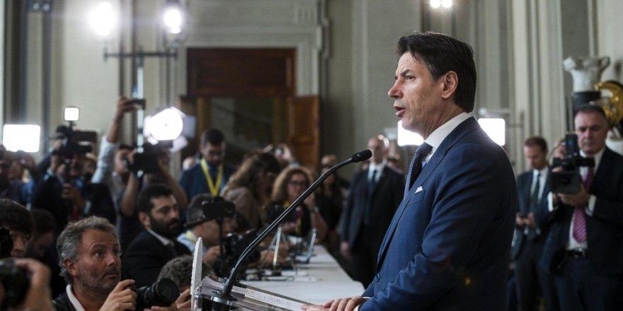 İtalya Cumhurbaşkanı hükümeti kurma görevini Conte'ye verdi