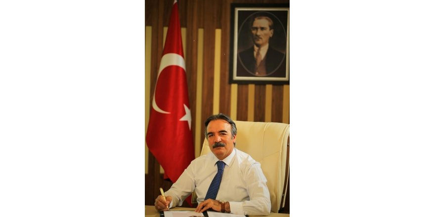 NEVÜ Rektör Bağlı'dan '30 Ağustos Zafer Bayramı' mesajı