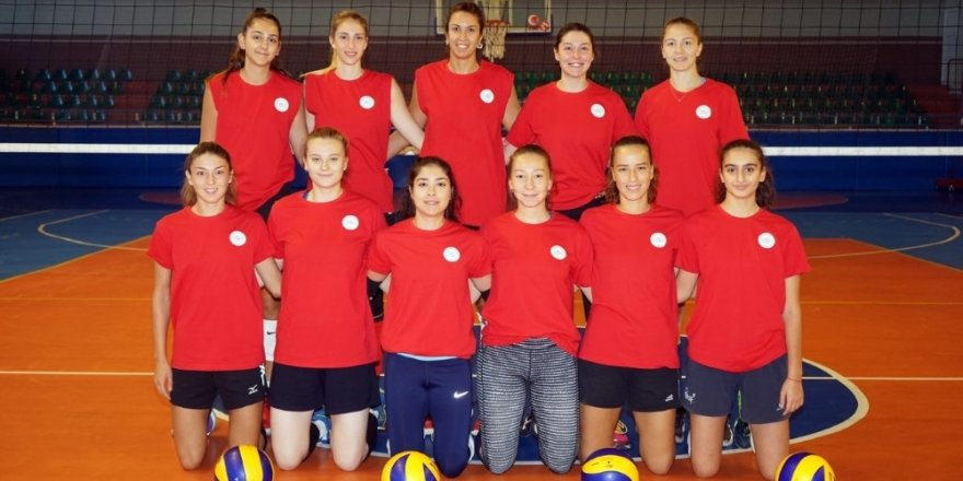 Voleybol Federasyonu Kadınlar 1. Ligde Nevşehir Belediyesi'nin grup ve fikstürü belli oldu