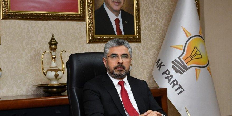"""Aksu: """"Türk milleti hiçbir şartta boyunduruk altına alınamayacağını tüm dünyaya ispat etmiştir"""""""