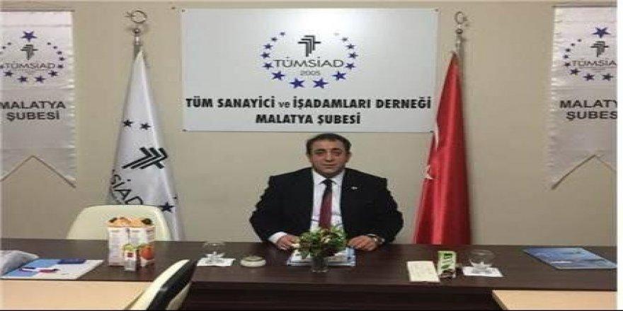 TÜMSİAD Başkanı Gümüş'ten Zafer Bayramı mesajı