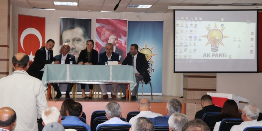 AK Parti Kavak İlçe Danışma Toplantısı