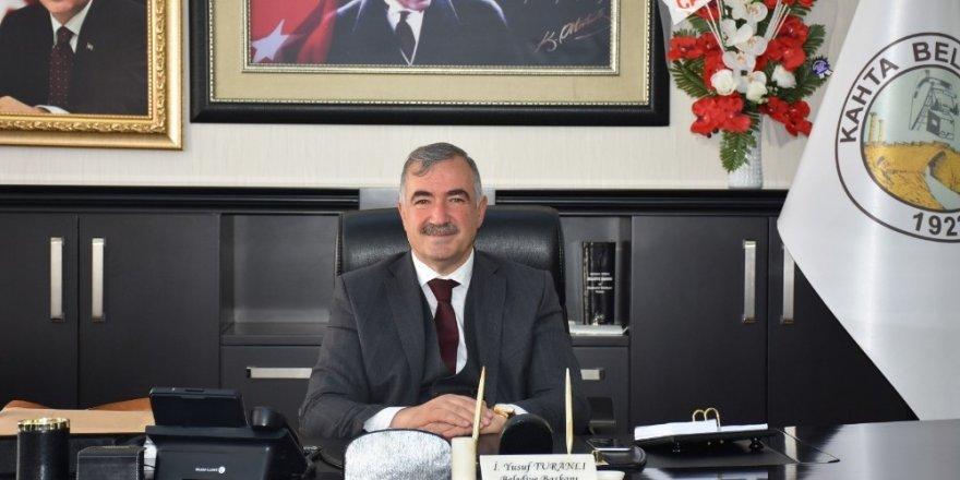 Başkan Turanlı,  30 Ağustos Zafer Bayramını kutladı