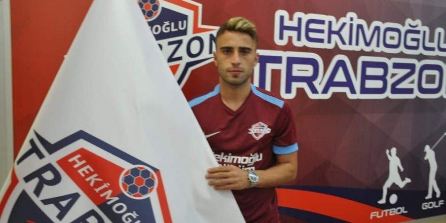 Hekimoğlu Trabzon FK, Musa Caner Aktaş sözleşme imzaladı