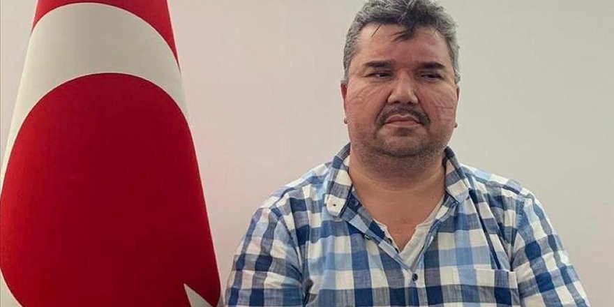 Turkish intelligences captures FETO member in Malaysia